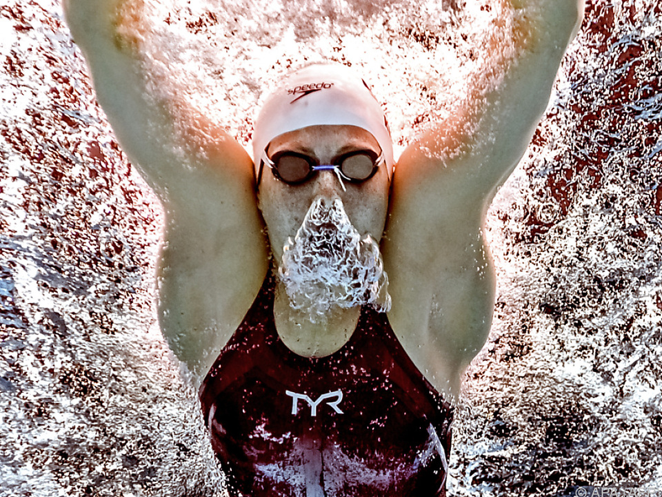Lilly King fixierte zehnten Weltrekord der Titelkämpfe
