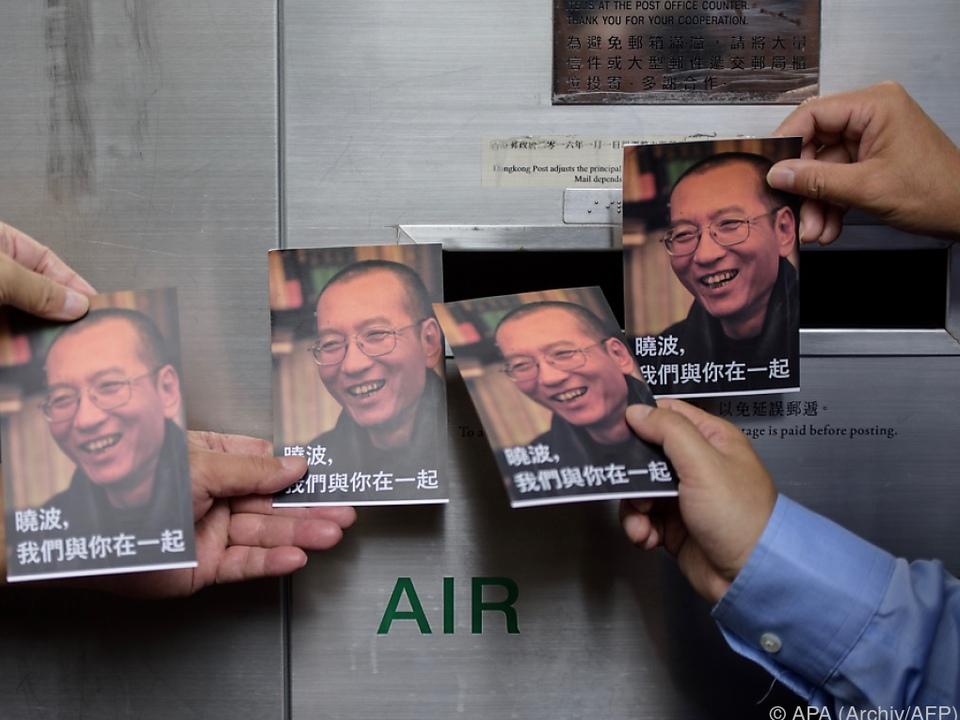 Liu Xiaobo wurde 61 Jahre alt
