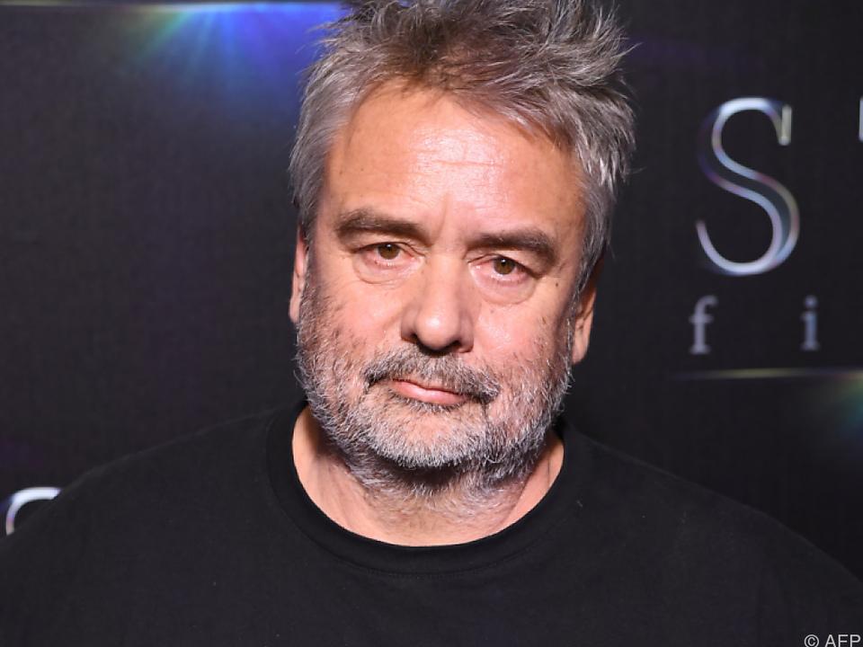 Luc Besson möchte von George Lucas gefragt werden