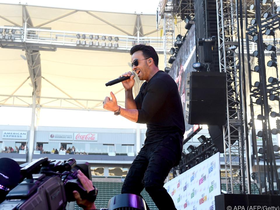 Luis Fonsi landete einen Mega-Hit