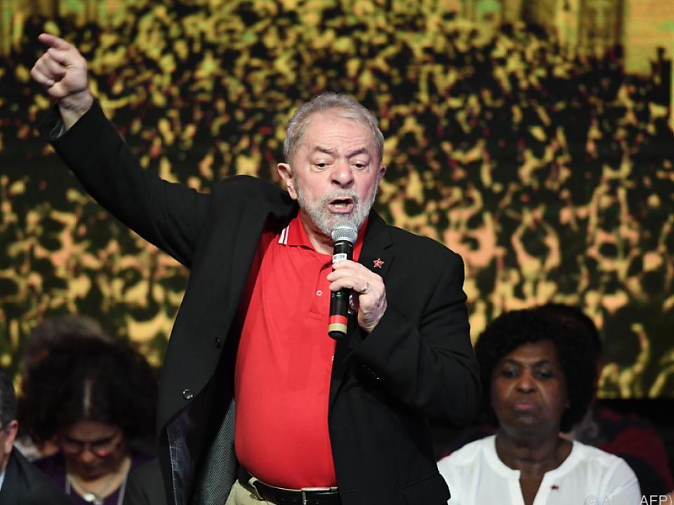 Lula hat sich seine Zukunft anders vorgestellt