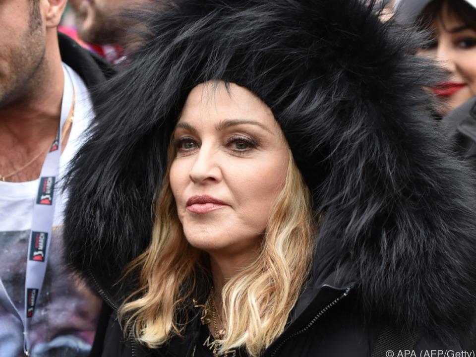 Madonna ist sauer auf ehemalige Freundin