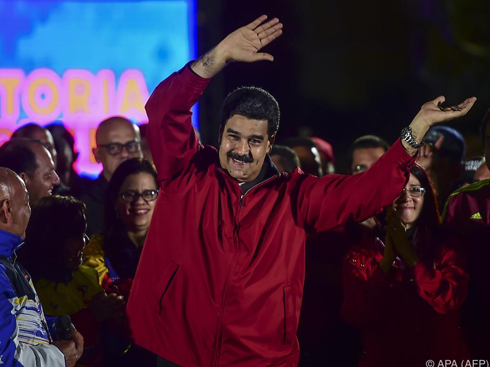 Maduros Vorgehen wird stark kritisiert