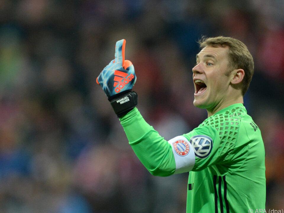 Manuel Neuer wird Nachfolger von Philipp Lahm