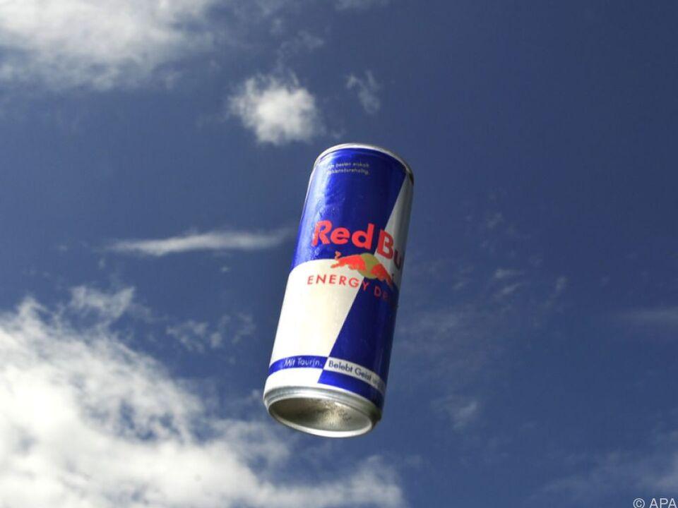 Marke Red Bull laut Studie rund 15 Mrd. Euro wert