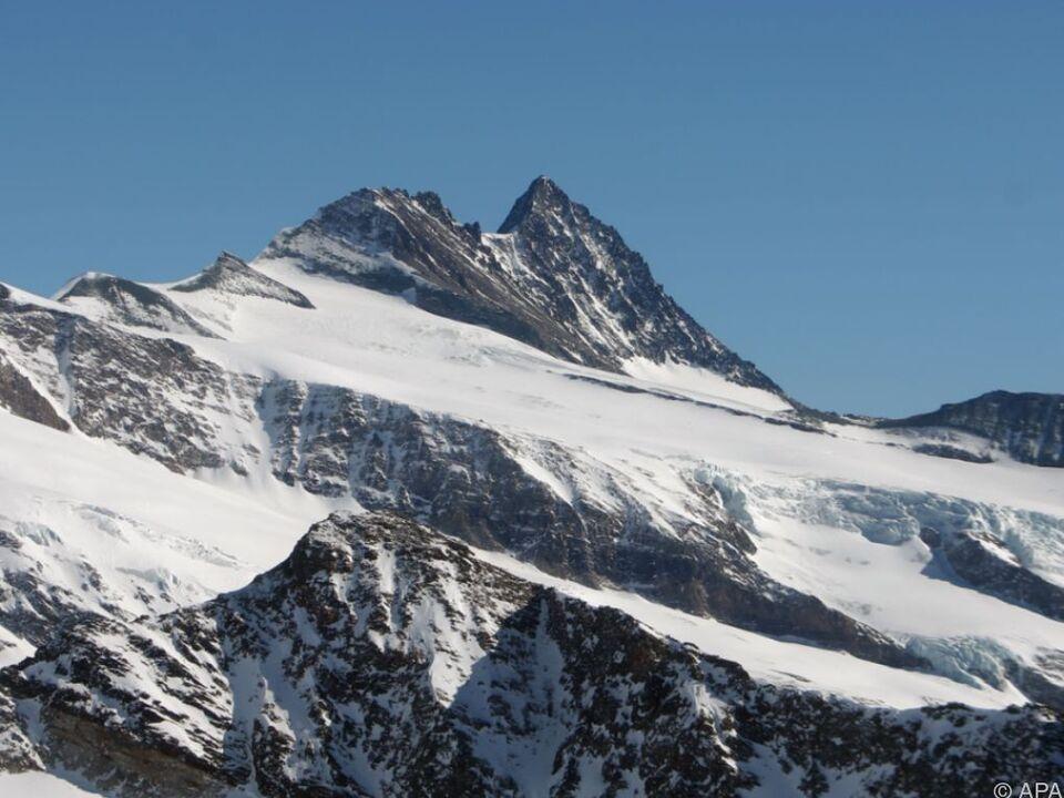 Mehrere Bergsteiger in den Unfall hineingezogen