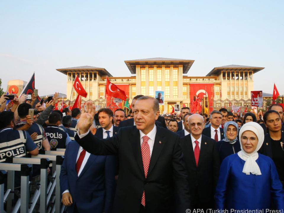 Menschenrechtsgruppen weht in der Türkei ein harter Wind entgegen