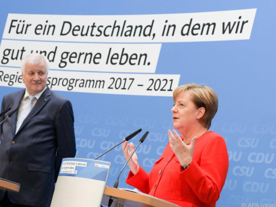 Merkel will, dass es den Menschen wieder besser geht