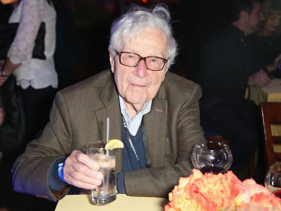 Morris wurde 100 Jahre alt