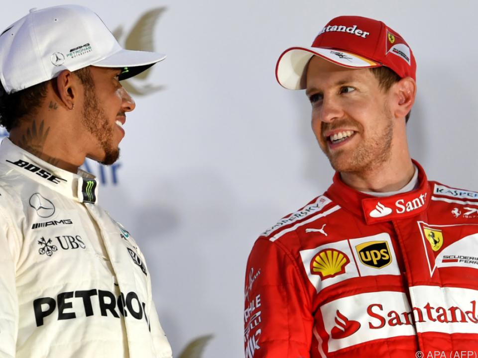 Nächste Runde im Kampf um die F1-Weltmeisterschaft