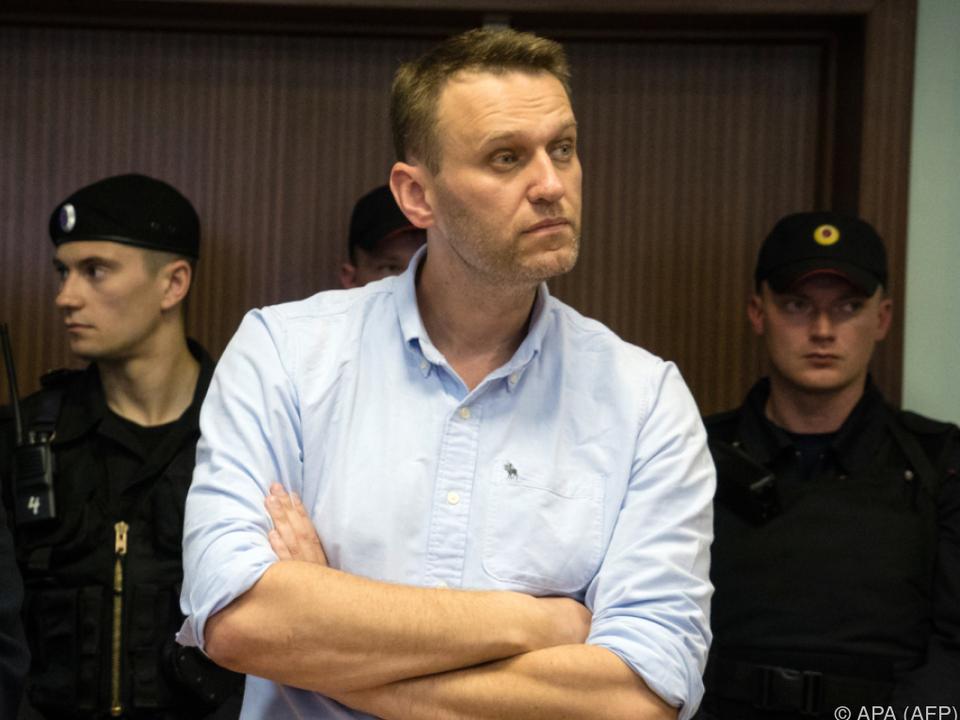 Nawalny will in Berufung gehen