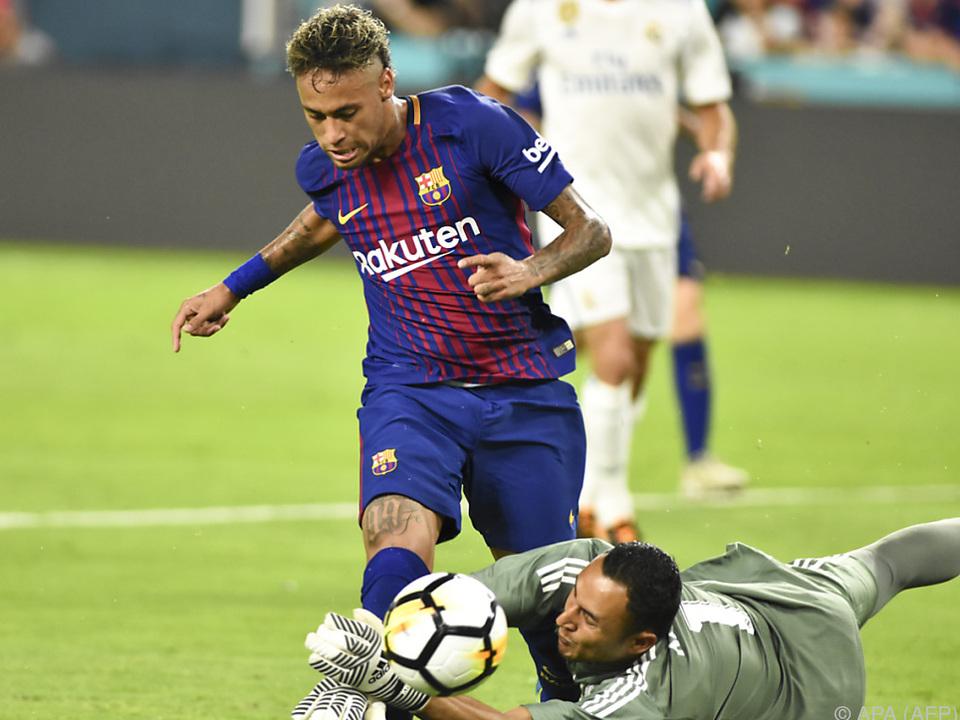 Neymar ist nur noch einen kleinen Schritt von Paris entfernt