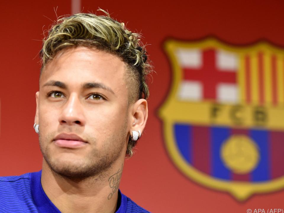 Neymar will nicht länger in Messis Schatten stehn
