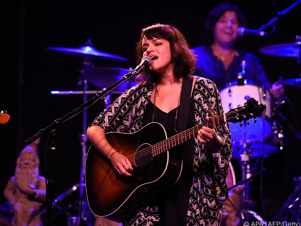 Norah Jones lebt gerne in New York