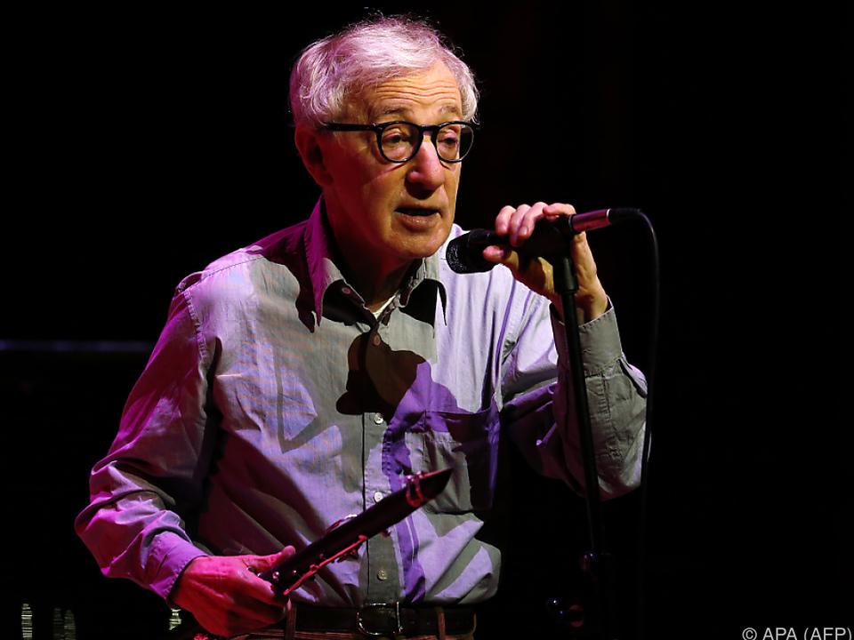 Ob sich Woody Allen von den barbusigen Aktivistinnen gestört fühlte, ist nicht bekannt
