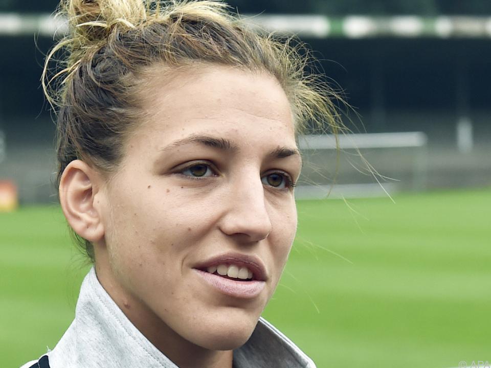 ÖFB-Kickerin Lisa Makas fühlt sich in Wageningen wohl