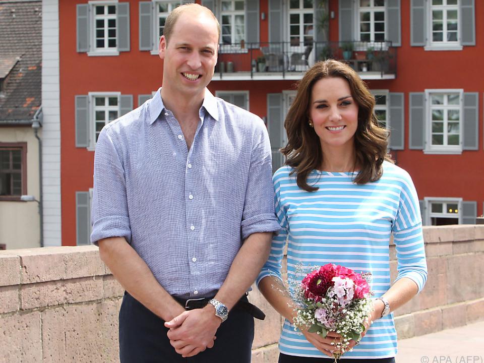 Prinz William und Kate wollen sich den royalen Pflichten widmen