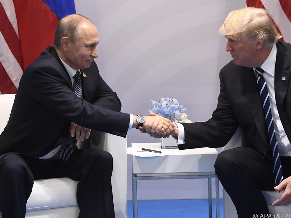 Vorschau: Wie nah Trump Putin kommen darf