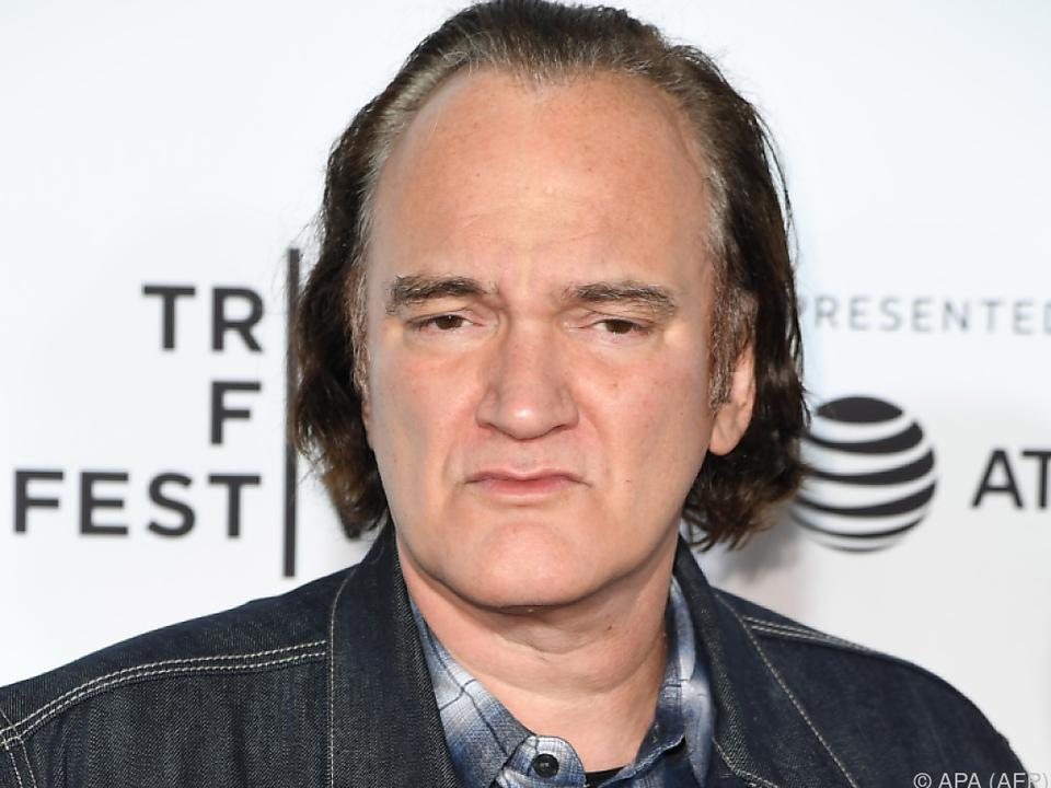 Quentin Tarantino plant seinen neunten Spielfilm