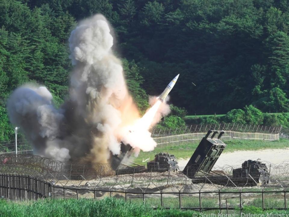 Raketen sollen einen möglichen Angriff Nordkoreas abfangen