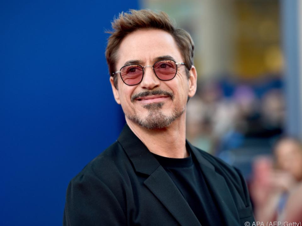 Robert Downey Jr. verkörpert seit fast zehn Jahren \