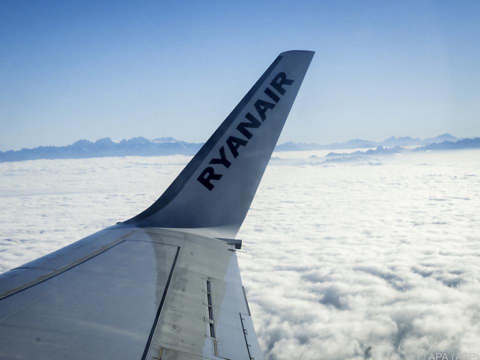 Ryanair gab eines von zehn Angeboten ab