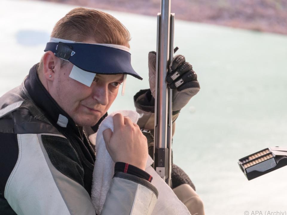 Schmirl sorgte für vierte österreichische Medaille