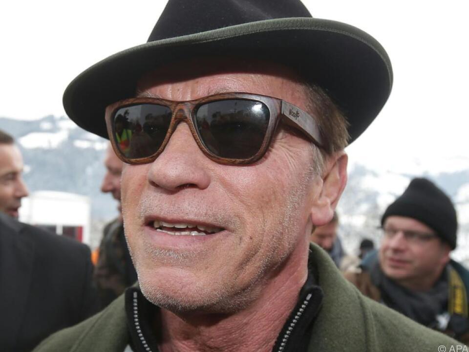 Schwarzenegger kehrt noch immer regelmäßig heim
