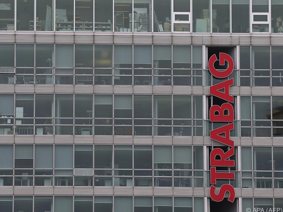 Strabag liegt in Europa auf Rang sechs