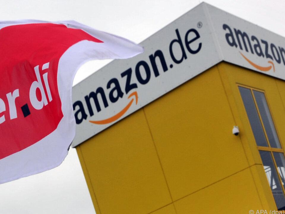 Streik bei Amazon am \
