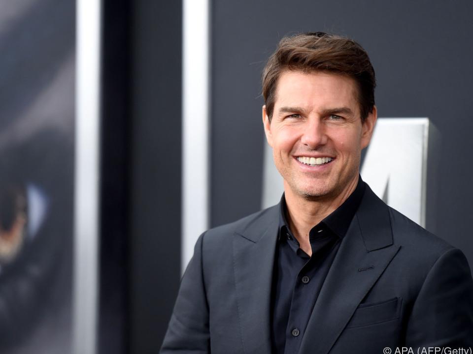 Tom Cruise schaffte mit \
