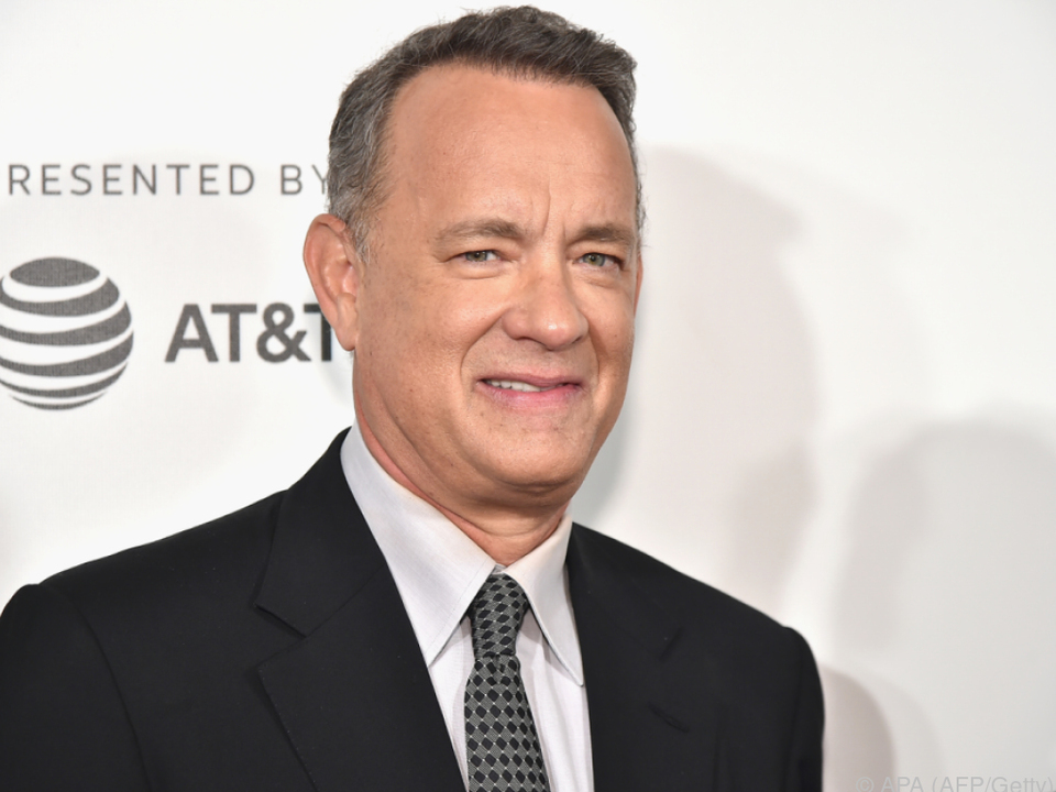 Tom Hanks wird geehrt