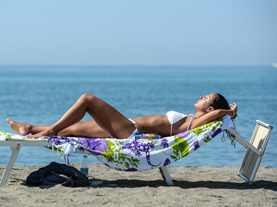 Touristen fühlen sich in Italien sicher