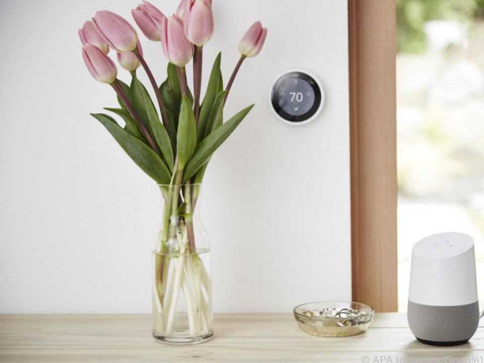 Google bringt vernetzten Lautsprecher nach Deutschland
