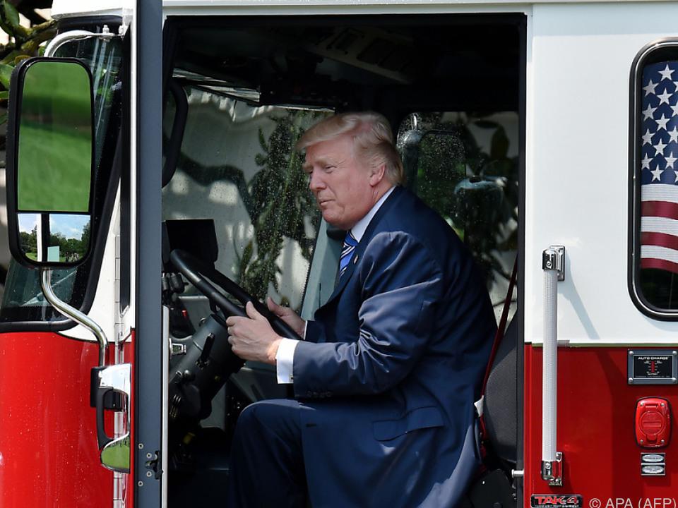 Trump erwartet Hilfe von den Demokraten