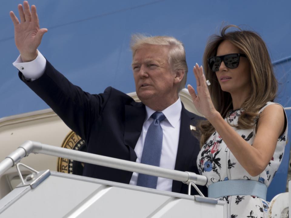 Trumps Politik kommt immer schlechter an