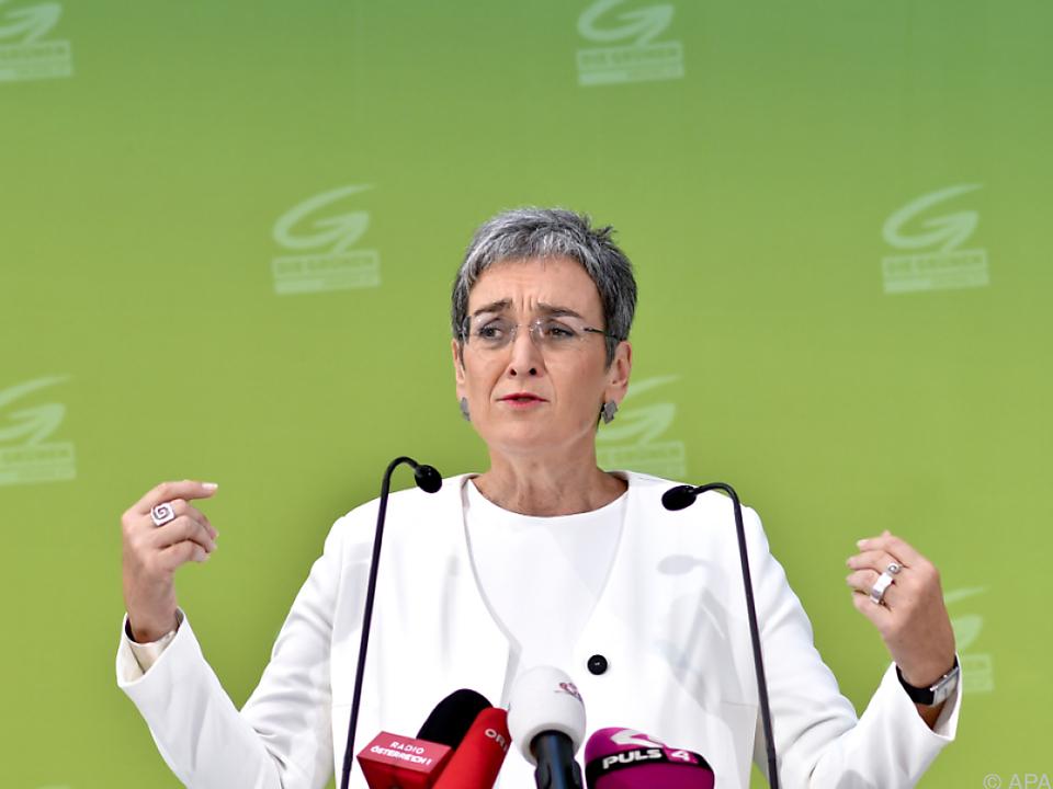 Ulrike Lunacek: \