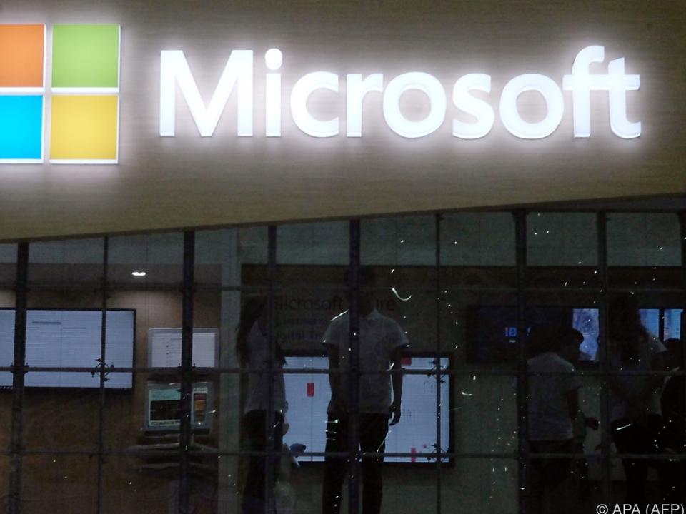 Umstrukturierungen bei Microsoft