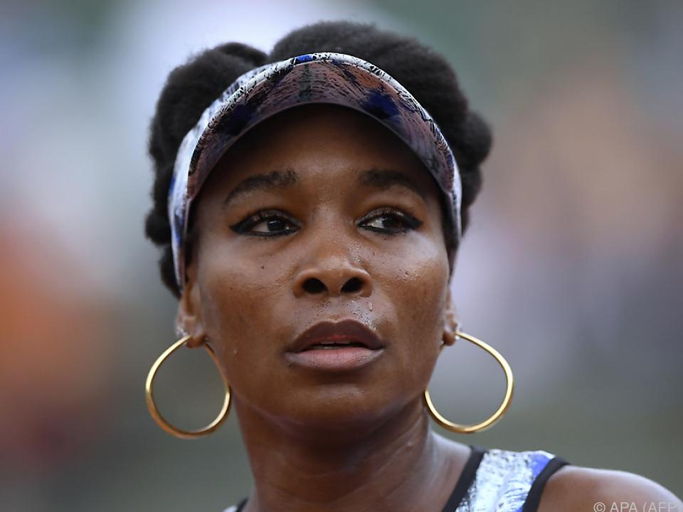 Venus Williams verhielt sich vor Verkehrsunfall \