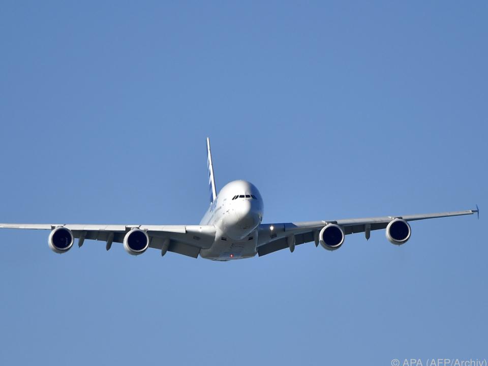 Vergangenes Jahr lieferte  Airbus noch 28 A380 aus