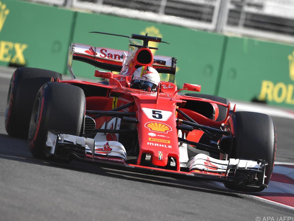 Vettel könnte sich in Spielberg persönlich entschuldigen