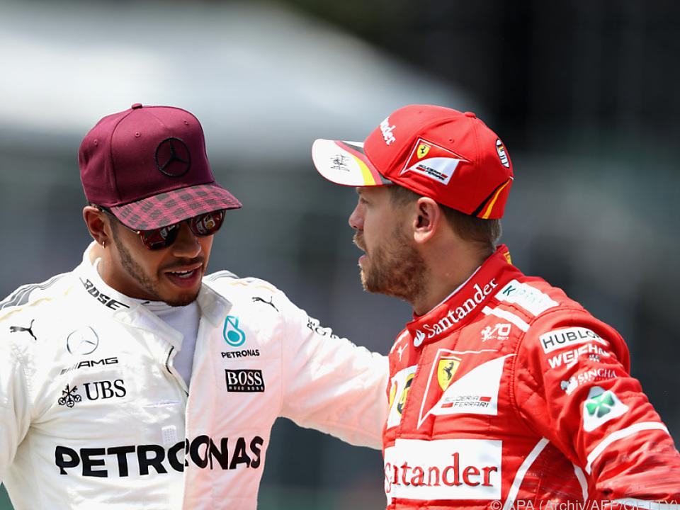 Vettel übernahm Verantwortung für Zwischenfall mit Hamilton
