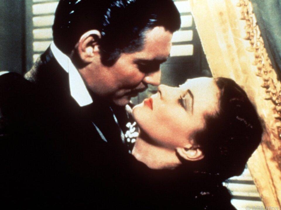 Vivien Leigh in ihrer legendären Rolle in \