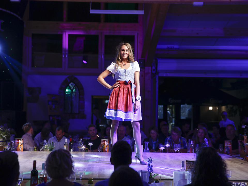 Von Freunden angemeldet und nun Miss Grand Prix