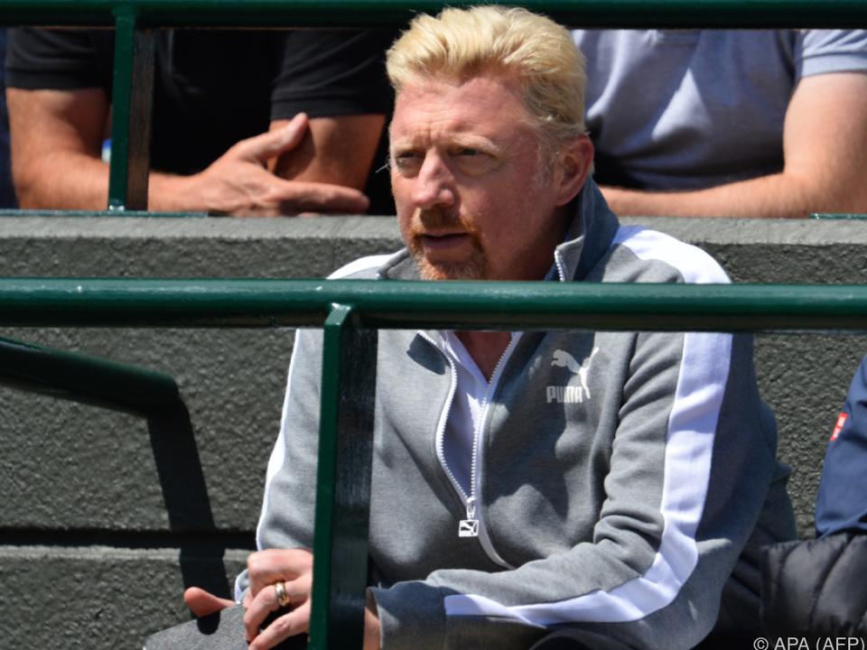 Wie sieht es finanziell bei Boris Becker aus?
