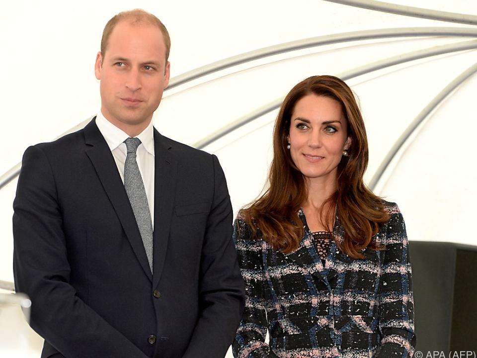 William und Kate fordern 1,5 Millionen Euro Schadenersatz