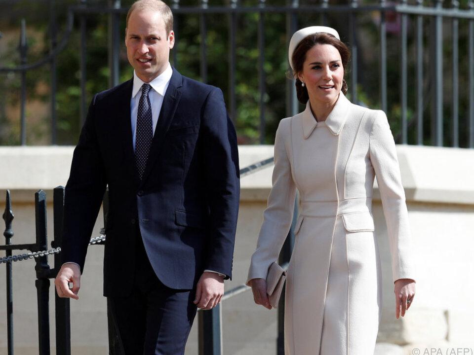 William und Kate hatten Strafanzeige gestellt