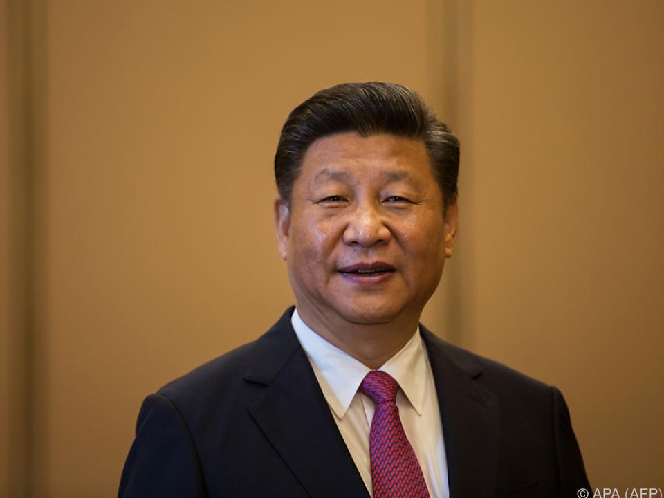 Xi Jinping ortet \