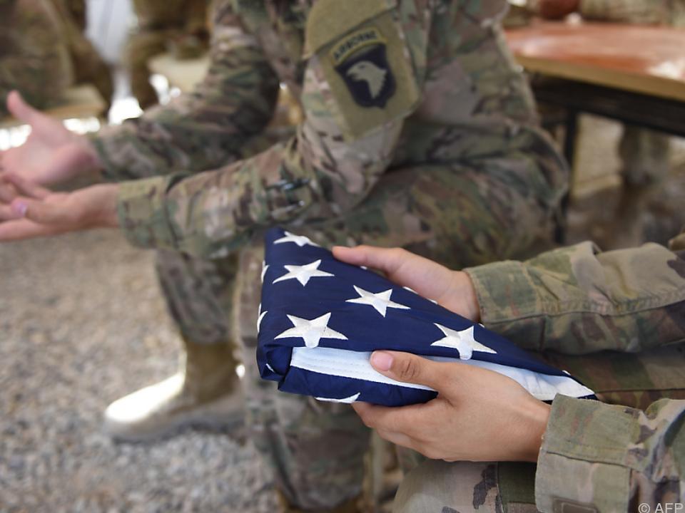 11.000 US-Soldaten befinden sich in Afghanistan