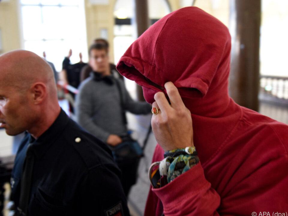 21-jähriger Angeklagter aus den Niederlanden fasste harte Strafe aus